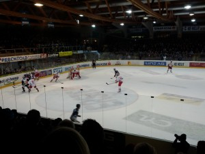 Galaxy Nexus Eishockey