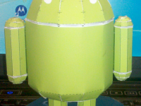 Android Papercraft