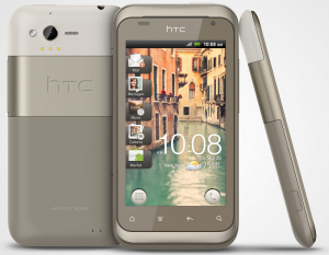 HTC Rhyme - Hourglass