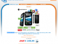 Motorola Atrix - Ibood.at - 249,95 Euro