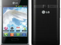 LG Optimus L3 - E400