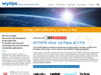 Wysips - What you see is photovoltaic surface